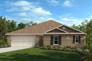 Plan 2342 - Legacy Hills: Apopka, Florida - KB Home