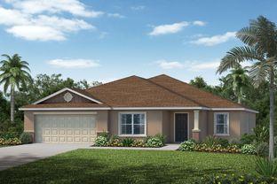 Plan 2668 - Legacy Hills: Apopka, Florida - KB Home
