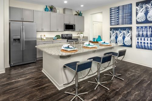 Kitchen-in-Plan 1913 Modeled-at-Vineyard Square II-in-Windermere