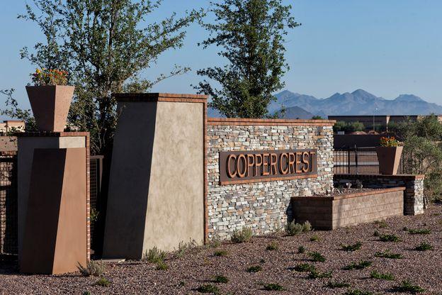 Copper Crest Villas Collection,85204
