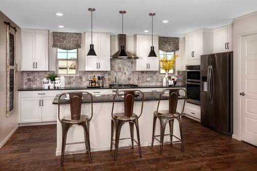 Kitchen-in-Plan 2267 Modeled-at-Cobblestone Villas-in-Gilbert