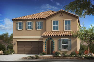 Plan 2372 Modeled Allred Ranch Mesa Arizona Kb Home