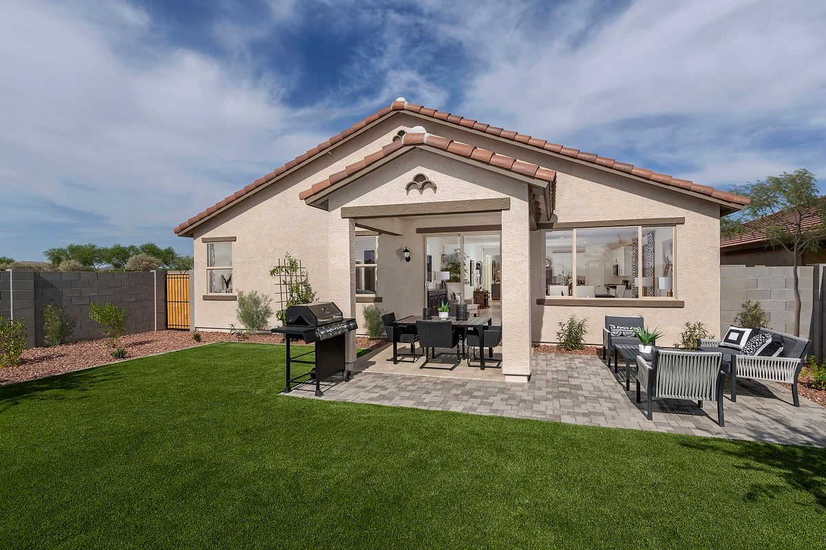 'Cortana at Desert Oasis' by KB Home - Phoenix in Phoenix-Mesa