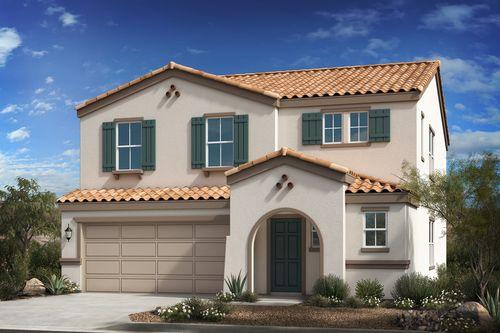 Blue Horizons Traditions by KB Home in Phoenix-Mesa Arizona
