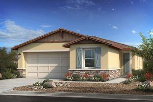 Plan 1849 - The Traditions at Verrado: Buckeye, Arizona - KB Home