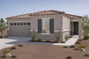 Plan 1859 Modeled - Heartland Ranch: Coolidge, Arizona - KB Home