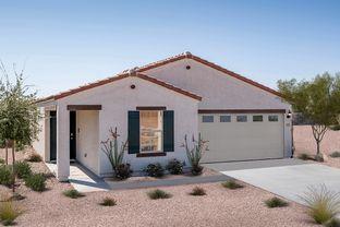 Plan 1591 Modeled - Heartland Ranch: Coolidge, Arizona - KB Home