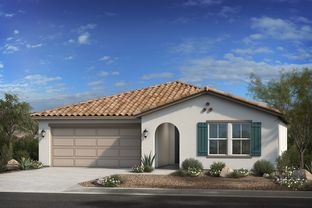 Plan 2543 - Santolina at South Mountain: Phoenix, Arizona - KB Home