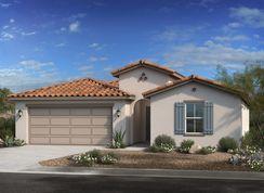 Plan 2370 - Santolina at South Mountain: Phoenix, Arizona - KB Home