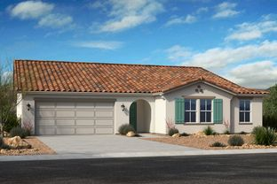 Plan 2301 - Oak Park: Avondale, Arizona - KB Home