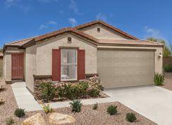 Plan 1439 Modeled - McCartney Center Collection: Casa Grande, Arizona - KB Home