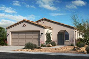 Plan 1327 - McCartney Center Collection: Casa Grande, Arizona - KB Home