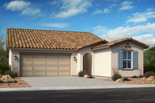 Plan 1637 - Tortosa: Maricopa, Arizona - KB Home