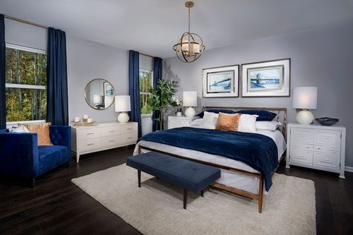 Bedroom-in-The Winstead 2074-at-Union Station-in-Fuquay Varina