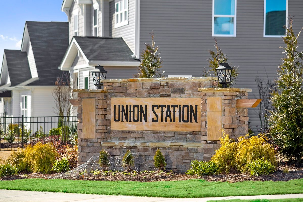 Union Station in Fuquay Varina, NC :: New Homes by KB Home