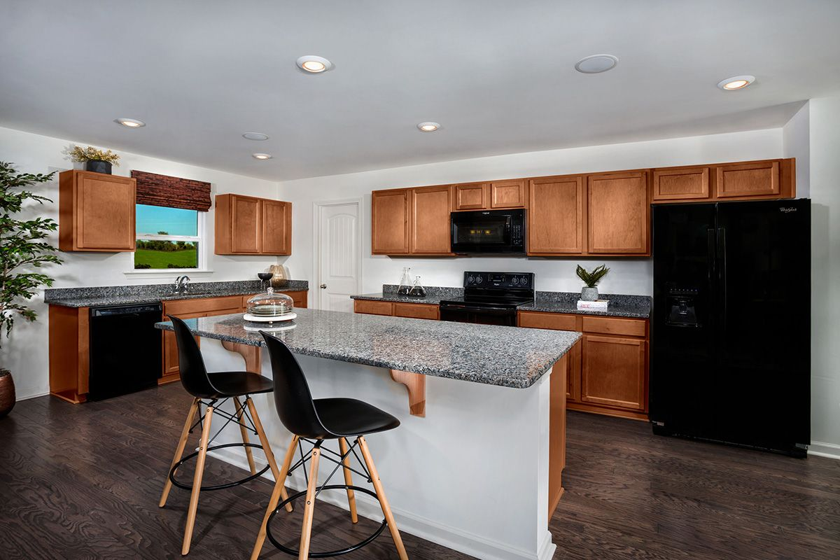 'Partin Place' by KB Home - Raleigh in Raleigh-Durham-Chapel Hill
