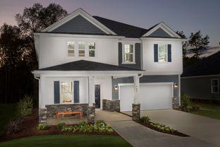 The Coltrane II 2338 - Partin Place: Fuquay Varina, North Carolina - KB Home