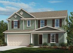 The Morgan 3174 - Partin Place: Fuquay Varina, North Carolina - KB Home