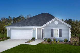 Plan 1445 - Freeman Farms: Youngsville, North Carolina - KB Home
