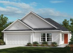 The Griffith II 1821 - Partin Place: Fuquay Varina, North Carolina - KB Home