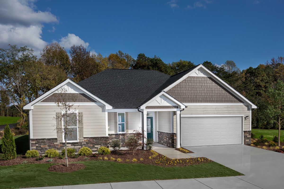 'Fishers Ridge' by KB Home - Raleigh in Raleigh-Durham-Chapel Hill