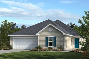 Plan 1844 - Freeman Farms: Youngsville, North Carolina - KB Home