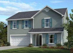 Plan 2177 - Freeman Farms: Youngsville, North Carolina - KB Home