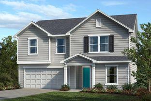 Plan 2338 Modeled - Harpers Landing: Garner, North Carolina - KB Home