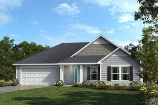 Plan 1446 - Fishers Ridge: Willow Spring, North Carolina - KB Home