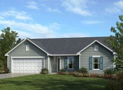 Plan 1446 - Highland Grove: Fuquay Varina, North Carolina - KB Home