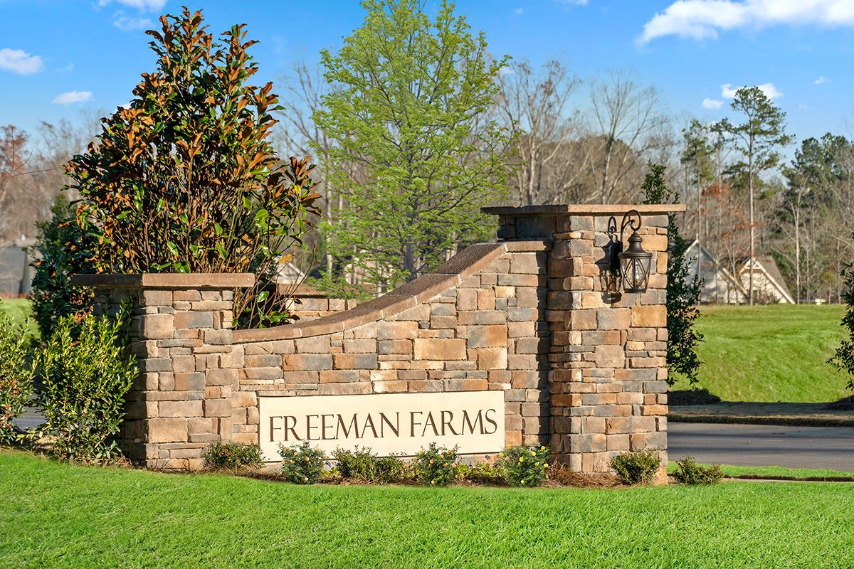 'Freeman Farms' by KB Home - Raleigh in Raleigh-Durham-Chapel Hill