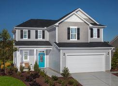 Plan 1702 Modeled - Freeman Farms: Youngsville, North Carolina - KB Home