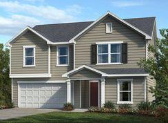 Plan 2338 - Fishers Ridge: Willow Spring, North Carolina - KB Home