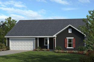 Plan 2115 - Fishers Ridge: Willow Spring, North Carolina - KB Home