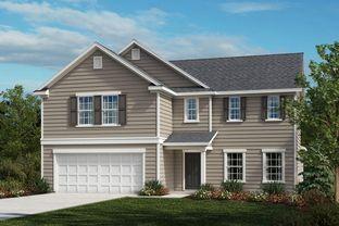 Plan 2939 - Fishers Ridge: Willow Spring, North Carolina - KB Home