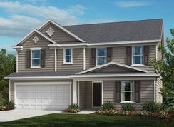 Plan 3174 - Fishers Ridge: Willow Spring, North Carolina - KB Home