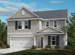 Plan 2723 - Harpers Landing: Garner, North Carolina - KB Home