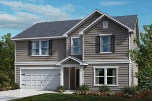 Plan 2539 - Harpers Landing: Garner, North Carolina - KB Home