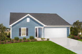 Plan 1582 Modeled - Harpers Landing: Garner, North Carolina - KB Home
