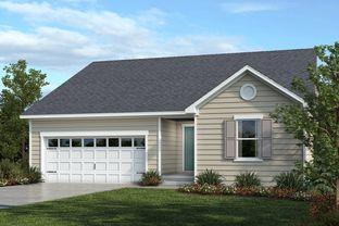 Plan 1445 - Belterra: New Hill, North Carolina - KB Home