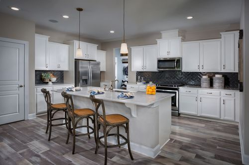 Kitchen-in-The Jordan II 3552-at-Wynwood South-in-Cary