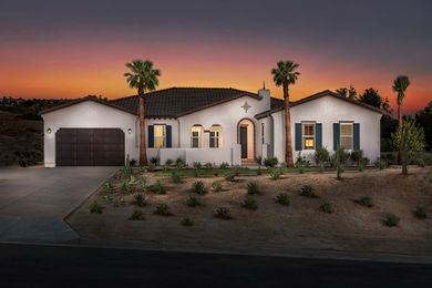 Residence 4011 Modeled The Trails At Mockingbird Canyon Riverside California Kb Home