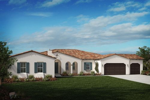 Residence 4011 Modeled-Design-at-The Trails at Mockingbird Canyon-in-Riverside