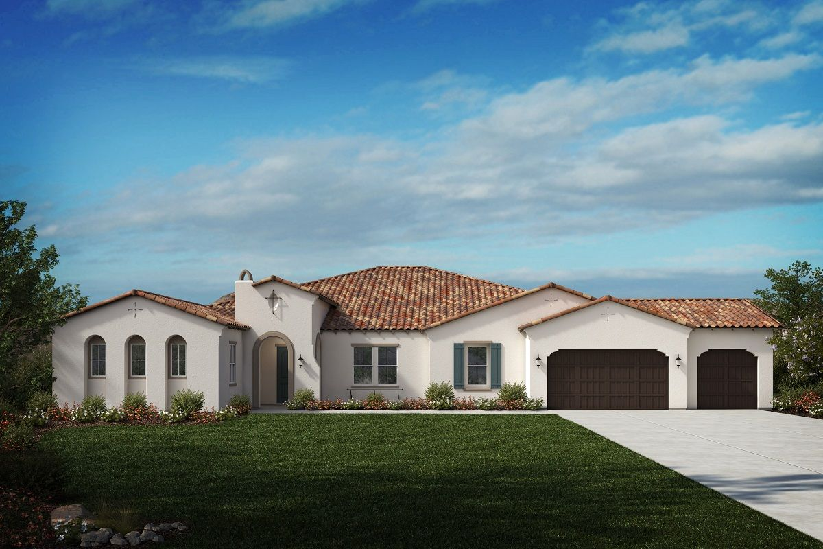 Residence 5380 Modeled   The Trails At Mockingbird Canyon: Riverside,  California   KB Home