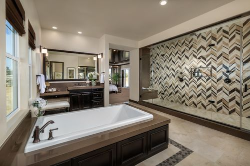 Bathroom-in-Residence 4011 Modeled-at-The Trails at Mockingbird Canyon-in-Riverside