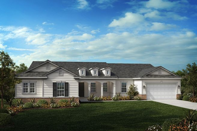 Residence One Modeled