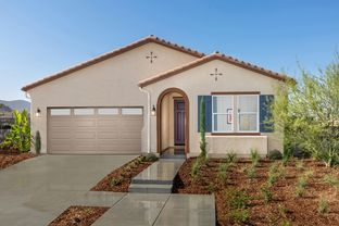 Residence Two Modeled - Talavera: Menifee, California - KB Home
