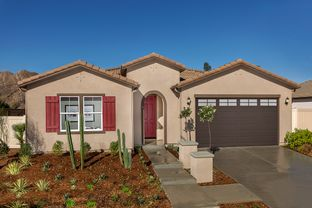 Residence Four Modeled - Boulder Ridge: Moreno Valley, California - KB Home