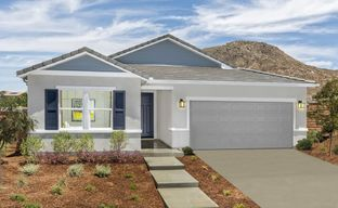 Santa Barbara at Spring Mountain Ranch by KB Home in Riverside-San Bernardino California