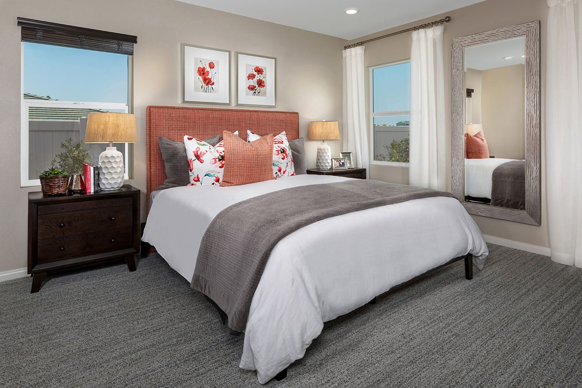 Bedroom featured in the Residence Eleven Modeled By KB Home in Riverside-San Bernardino, CA